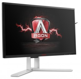 AOC (AG271QG) Gaming QHD IPS 165Hz 4ms DP USB Pivot MM Black 27