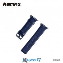Remax Apple Watch RW-382 Pure голубой
