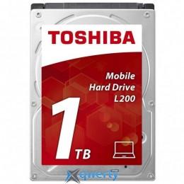 Toshiba Mobile L200 1TB 5400rpm 8MB 2.5