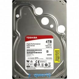 Toshiba High-Performance X300 4TB 7200rpm 128MB 3.5