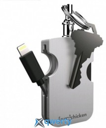 FuseChicken USB to Lightning Armour Travel 13 cm. (UCB100/101-UCB)