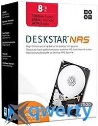Hitachi Deskstar NAS (0S04012) 8Tb