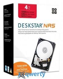 Hitachi Deskstar NAS 4TB 128MB 7200RPM 3.5'' (0S04005)