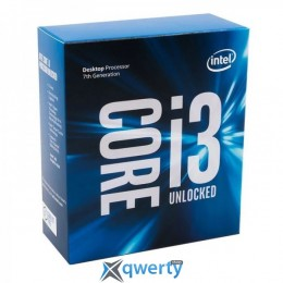 Intel Core i3-7350K 4.2GHz/8GT/s/4MB (BX80677I37350K) s1151 BOX