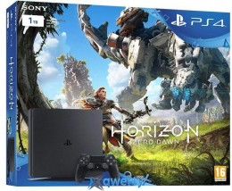 PlayStation 4 1tb Slim + Horizon