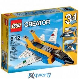 LEGO Creator Реактивный самолет (31042)