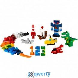 LEGO Дополнение к кубикам для творческого конструирования (10693)