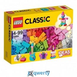 LEGO Дополнение к кубикам для творческого конструирования (10694)