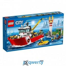 LEGO City Fire Пожарный катер (60109)