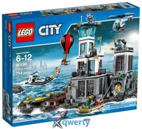 LEGO City Остров-тюрьма (60130)
