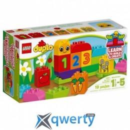LEGO DUPLO Моя веселая гусеница (10831)