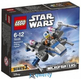 LEGO Star Wars Истребитель Повстанцев (75125)
