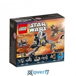 LEGO Star Wars Вездеходная оборонительная платформа AT-DP (75130)