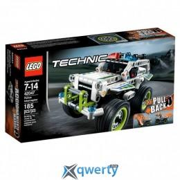 LEGO TECHNIC Полицейский патруль (42047)