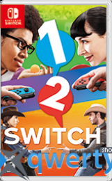 1-2-SWITCH Nintendo Switch (русская версия)