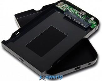 """AgeStar HDD SATA 2.5"""" SUB2O1 (BLACK)"""
