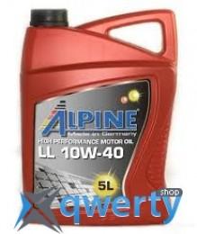 Alpine 10W-40 LL 5л