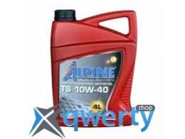 Alpine 10W-40 TS 4л