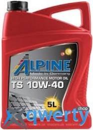 Alpine 10W-40 TS 5л