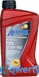 Alpine 10W-40 TSN 1л