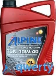 Alpine 10W-40 TSN 4л