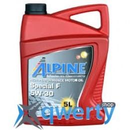 Alpine 5W-30 Special F 5л