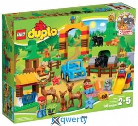 LEGO DUPLO Лесной заповедник (10584)