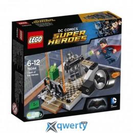 LEGO Super Heroes DC Comics Бэтмен против Супермена: Битва супергероев (76044)