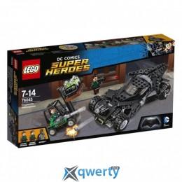 LEGO Super Heroes DC Comics SH Confidential 2 (76045)
