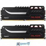 APACER  DDR4 16GB (2X8GB) 2800 MHZ BLADE SERIES (EK.16GAW.KFBK2)