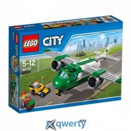 LEGO City Грузовой самолёт (60101)