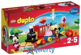 LEGO DUPLO День рождения с Микки и Минни (10597)