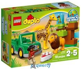 LEGO DUPLO Саванна (10802)