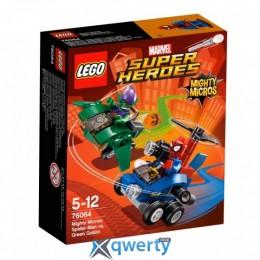 LEGO Super Heroes Человек‑паук против Зелёного Гоблина (76064)