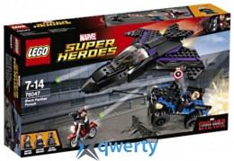 LEGO Super Heroes Преследование Чёрной Пантеры (76047)