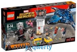 LEGO Super Heroes Сражение в аэропорту (76051)