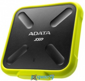 A-DATA 512Gb SSD SD700 Yellow (ASD700-512GU3-CYL)