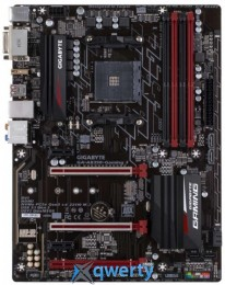 Gigabyte GA-AB350-Gaming 3 (sAM4, AMD B350, PCI-Ex16)