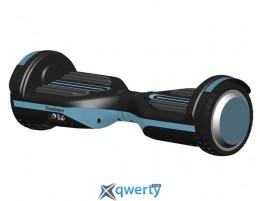 Гироборд Erover BD-S007M-Blue, с подсветкой и колонкой + пульт и сумка, USB, синий