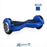Гироборд Erover BD-S008-Blue, с подсветкой и колонкой + пульт и сумка, Синий