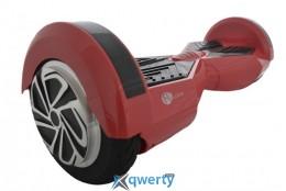 Гироборд ProLogix Junior-X 8 дюймов с подсветкой и колонкой + пульт и сумка, Красный (BS-K80B/BRC-Red)