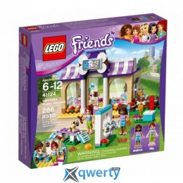 LEGO Friends Детский сад для щенков (41124)