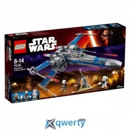 LEGO Star Wars Истребитель X-Wing Сопротивления (75149)