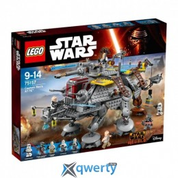 LEGO Star Wars Шагоход AT-TE Капитана Рекса (75157)