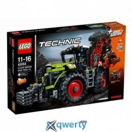 LEGO Technic Трактор CLAAS XERION 5000 TRACTOR (42054)