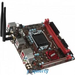 MSI B250i Gaming Pro AC (s1151, Intel B250, PCI-Ex16)