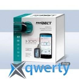 Pandect X-3010 без сирены