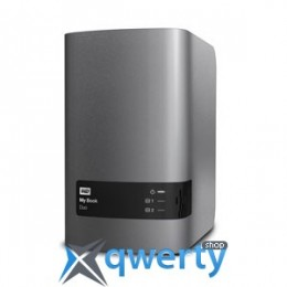 WD My Book Duo 6TB (WDBLWE0060JCH)