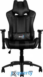 AEROCOOL AC120B (4710700959633) (чёрное) + подушка под шею