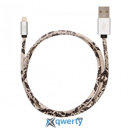 JUST Unique Lightning USB Cable Snake (LGTNG-UNQ-SNK)
